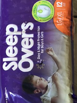 NEW SLEEP OVERS FOR BOYS OR GIRLS for Sale in Riverside,  CA
