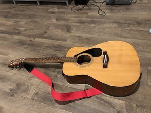 Yamaha Acoustic Guitar for Sale in Manassas, VA