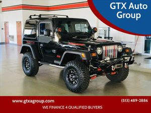 2003 Jeep Wrangler for Sale in West Chester, OH
