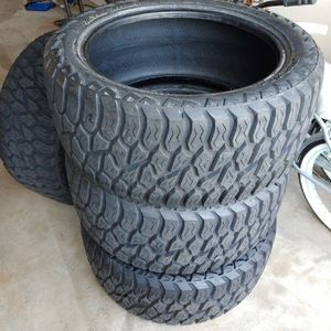 Amp Terrain Attack 33×12.50r22 Tires for Sale in Los Alamitos, CA