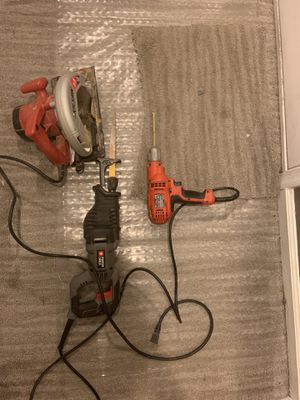 Power Tool Combo for Sale in Bowie, MD