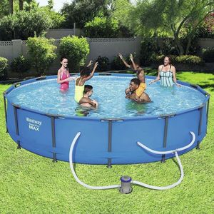 Piscina Pool Bestway Steel Pro MAX 14X42!🔥FREE DELIVERY! 🚚 for Sale in Miami, FL