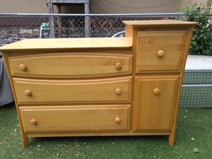 Solid wood dresser for Sale in Arvada, CO