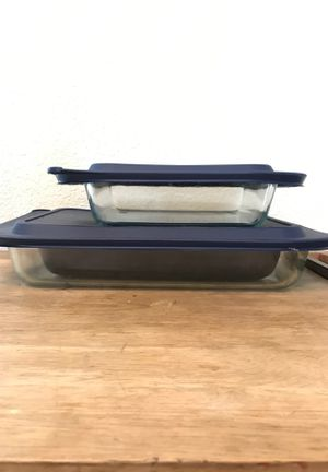 Pyrex Glass Bakeware & Storage for Sale in Rancho Santa Fe, CA