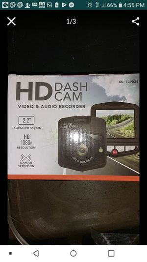 HD Dash cam for Sale in Orange, CA