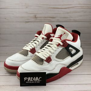 Jordan 4 Fire red (2012) for Sale in Pittsburg, CA