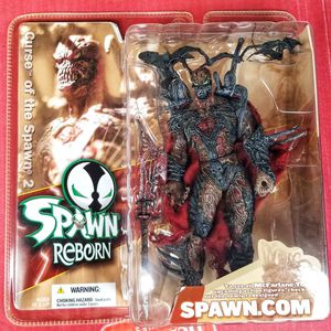 2006 Spawn Reborn limited edition action figures for Sale in Cypress, TX