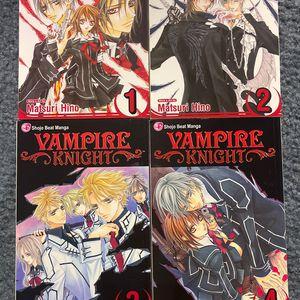 Vampire Knight Manga for Sale in Washington, DC