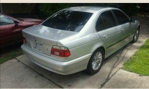 Silver Colored BMW 530i for Sale in Macon, GA