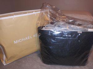MK black tote bag for Sale in Columbus, OH