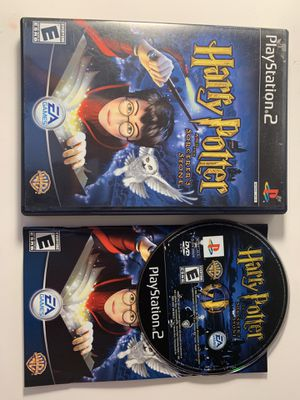 Harry Potter And The Sorcerers Stone - PS2 - CIB for Sale in Sugar Hill, GA