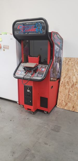 Namco crisis mode arcade game excellent condition for Sale in Perris, CA