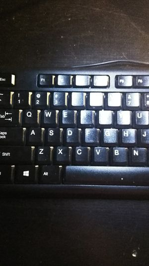 Keyboard USB (HP) for Sale in Anaheim, CA