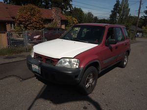 97 Honda crv for Sale in Seattle, WA