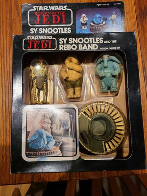 Star Wars - Sy Snootles and the Rebo Band for Sale in Alexandria, VA