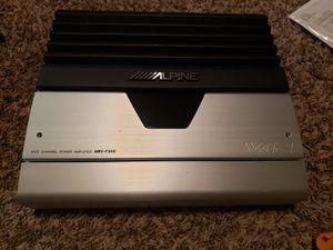 Digital Amplifier Alpine 4 Channel BRAND NEW in the Box for Sale in Orlando, FL