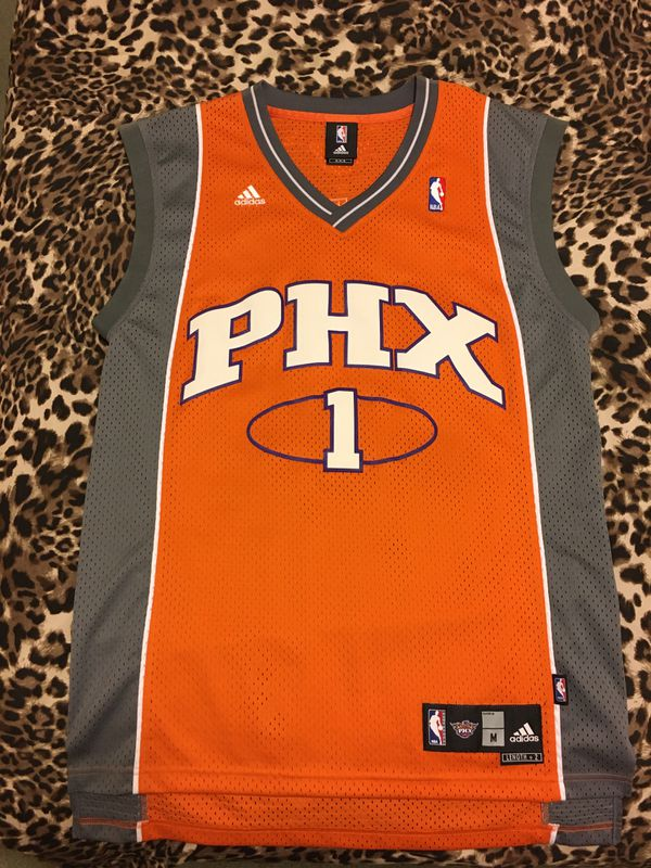 AUTHENTIC AMARE STOUDEMIRE ORANGE PHOENIX SUNS JERSEY | Size M | Unworn