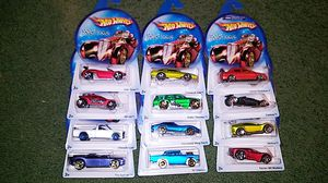 Holiday Hot Wheels Collection for Sale in North Webster, IN