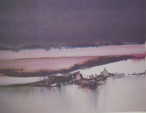 John Mendoza watercolor prints for Sale in Pueblo, CO