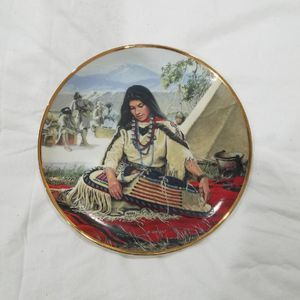 Sacajawea Plate for Sale in Long Beach, CA