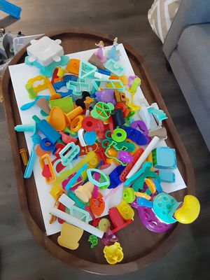 Play Doh Accessories lot excellent condition for Sale in Palm Bay, FL