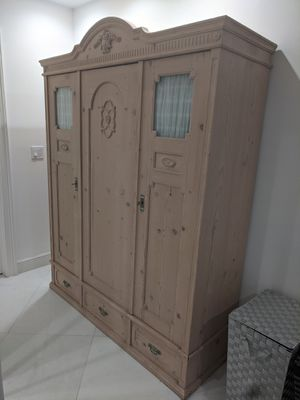 Antique Double Armoire MUST GO for Sale in Palm Springs, FL