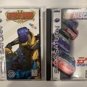 Sega Saturn Games for Sale in Beaumont, CA