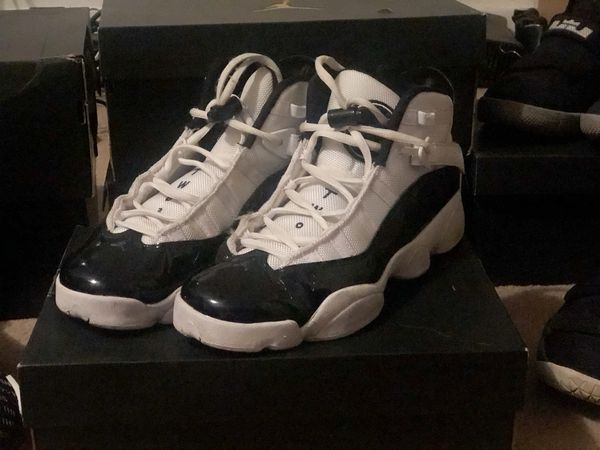 Jordan 6 rings size 7