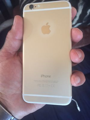 iPhone 6 unlocked 16 gnome gold for Sale in South Gate, CA