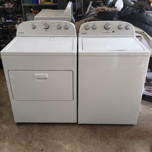 Whirlpool Waher and Dryer Set Brand New for Sale in Fort Lauderdale, FL