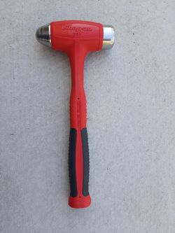 SNAP ON 32oz Ball Peen Soft Grip Dead Blow Hammer (HBBD32) for Sale in Bellevue, WA