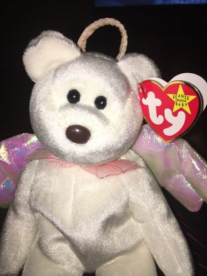 Halo beanie baby 1998 brown nose for Sale in South Brunswick Township, NJ
