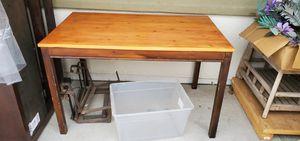 Small ikea kitchen table for Sale in Corona, CA