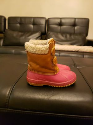 Gap Snow Boots size 9/10 kids for Sale in Indian Trail, NC