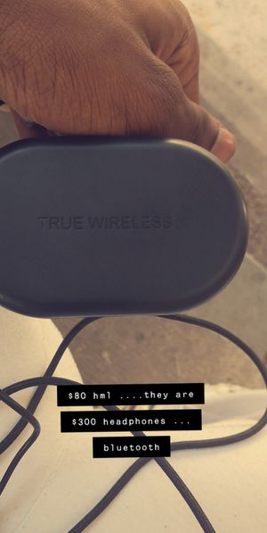 True wireless headphones...by beats for Sale in Phoenix, AZ