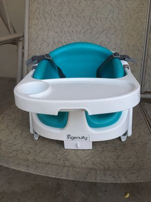 Baby booster seat ( on the go high chair) for Sale in Fresno, CA