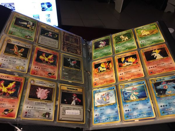 Pokemon Collection lots of holos and rare cards