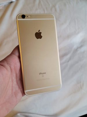 iPhone 6s plus unlocked 64gb fingerprint sensor not working for Sale in Los Angeles, CA