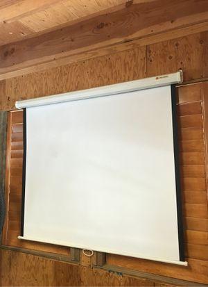 Projector screens. Brand new in box for Sale in Modesto, CA