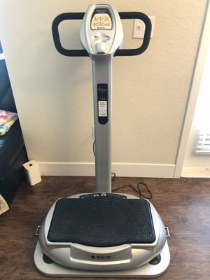 Platinum Noblerex K1 exercise machine made by Maha U.S.A. Can be used in multiple ways, for yoga, as a stairmaster or elliptical, and more. for Sale in Celebration, FL