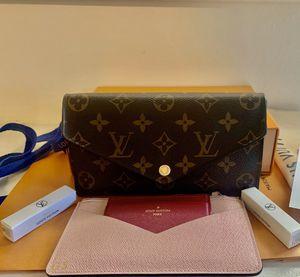 Louis Vuitton Jeanne Wallet for Sale in Orange, CA