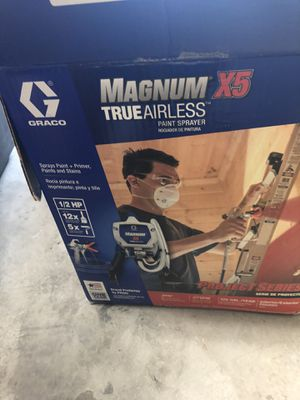 Graco Magnum paint sprayer for Sale in Claremont, CA