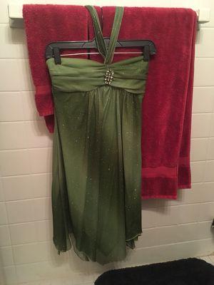 Green glittery dress for Sale in Washington, DC