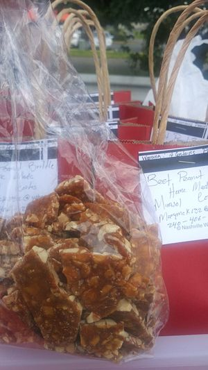 Delicious Peanut Brittle for Sale in Manassas, VA