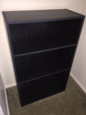 Shelving unit bookshelf for Sale in Portland, OR