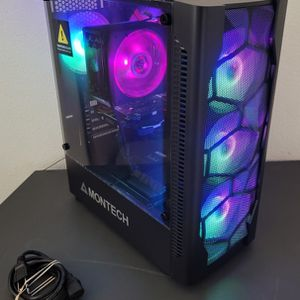 i7 6700k Mid Level Gaming PC 32GB DDR4 1TB SSD And 3TB Hard Drive Storage for Sale in Winchester, CA