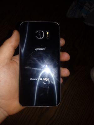 Samsung galaxy s7 edge for Sale in MCCONNELSVLE, OH