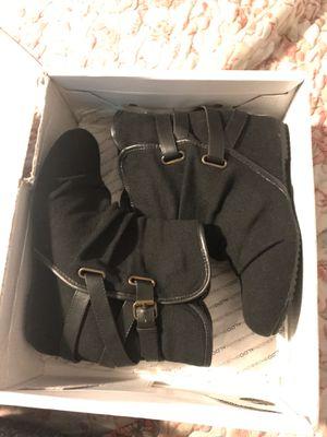 Aldo boots, size 6 in Women, black for Sale in Lawrence, MA