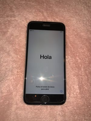 iPhone 6s space grey for Sale in El Paso, TX