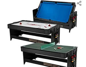 Pool Table Air Hockey and Ping Pong for Sale in Phoenix, AZ